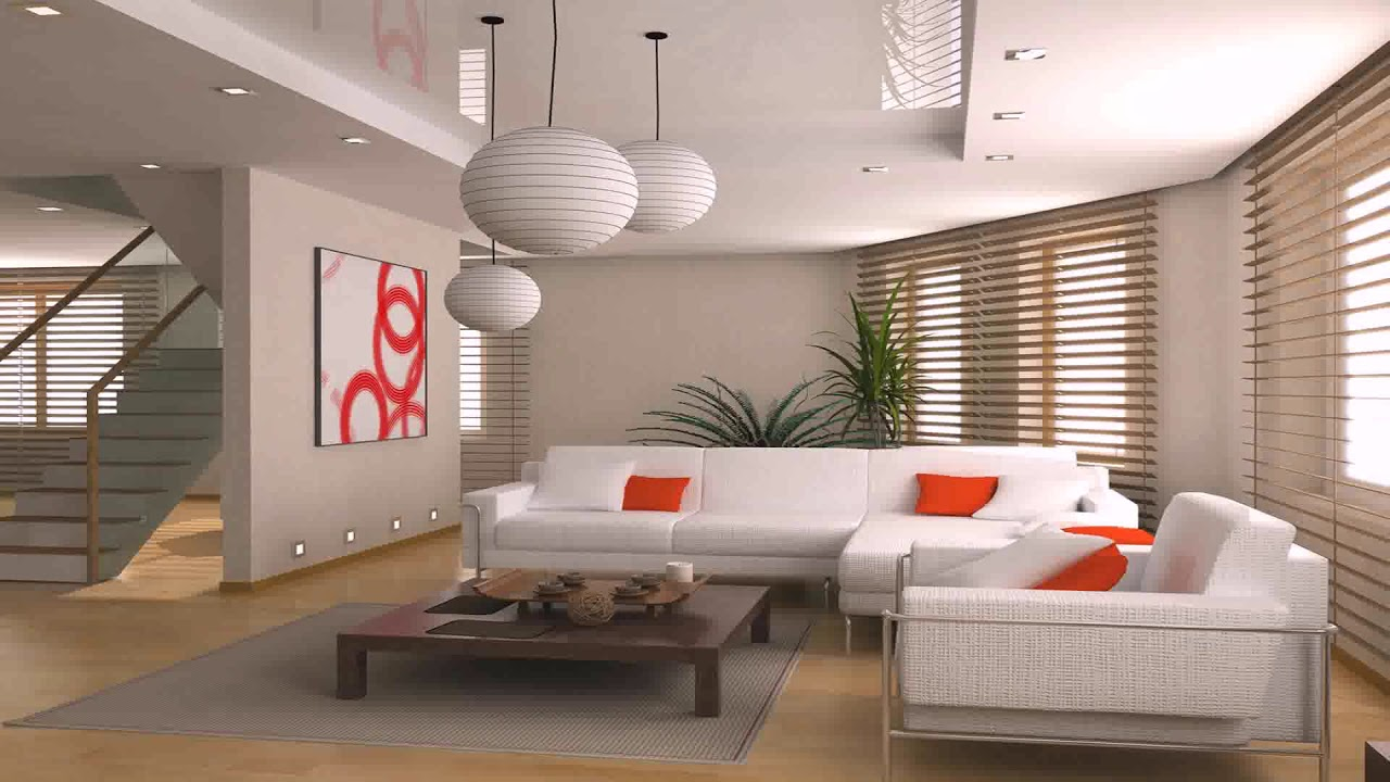 modern home interior design wallpapers youtube