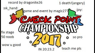 ROBLOX CPC 2017 IN 20:23.2 by dragonite26