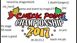 ROBLOX CPC 2017 IN 20:23.2 par dragonite26