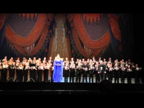 Casta Diva - Maria Guleghina - Mariinsky White Nights 2013