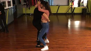 Body Party Bachata Remix Choreo