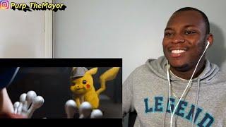 POKÉMON Detective Pikachu - Official Trailer #1 - Reaction !!!
