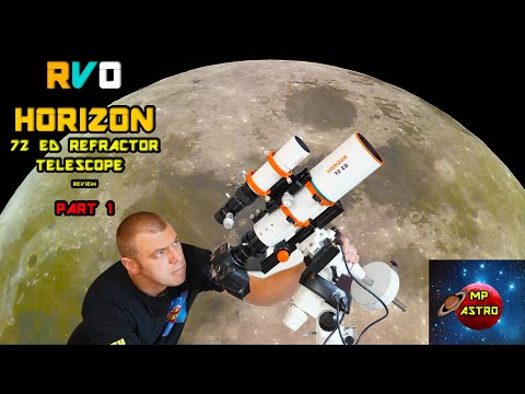 RVO HORIZON 72 ED Telescope Review Part 1
