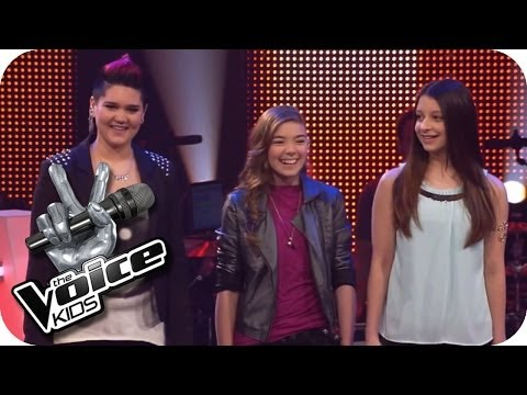 MIriam Bryant - Finders Keepers (Alexandra, Louisa, Stéphanie) | The Voice Kids 2013 | Battle