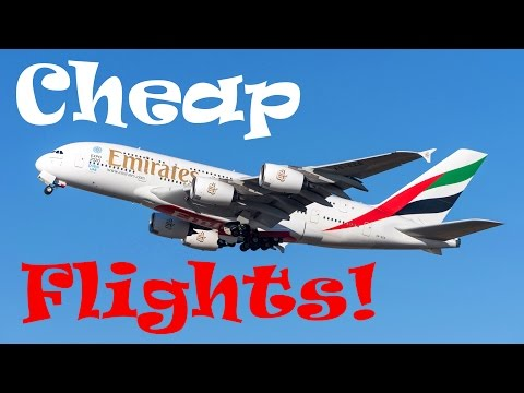 TRAVEL TIPS: How to Find the Cheapest Flights!