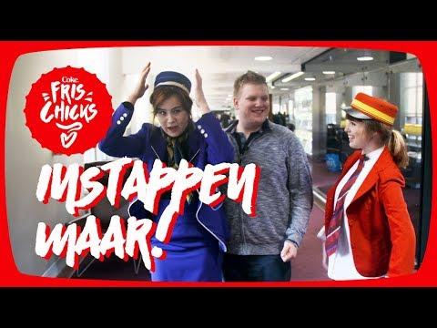 Met de Eurostar naar Londen! – FrisChicks #10