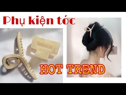 [PART 1] CÁC CÁCH TẠO KIỂU TÓC VỚI KẸP TÓC CÀNG CUA / Easy claw clip hairstyle Part 1 / Sollii Rose