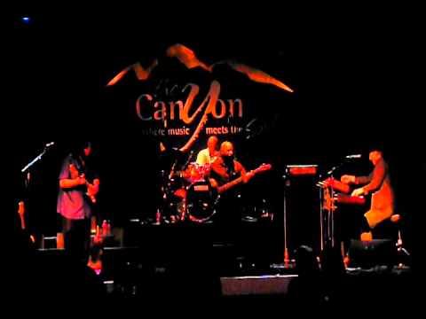 Coco Montoya at the Canyon Club