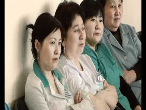 USAID Quality Health Care Project Kyrgyzstan Launch Video in Russian