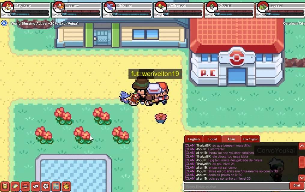 Resultado de imagem para jogo pokemon planet