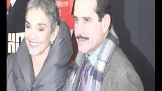 Tony Shalhoub and Brooke Adams at