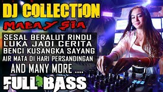 Gambar cover DJ Malaysia Collection - Mixtape By DJ Angga G-Mix