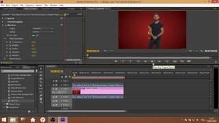 Как убрать хромакей на видео /// Урок по Adobe Premier pro CS6