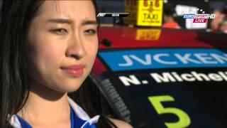WTCC 2015. Round 10. China. Shanghai. Race 2 [ENG]