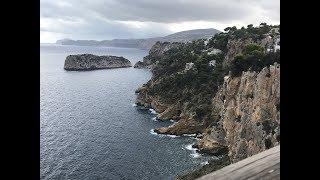 Долгожданный день отдыха на море\ Cala Portixol\ВЛОГ