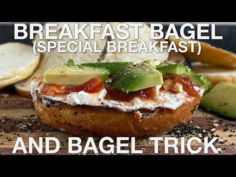 Special Breakfast And Bagel Trick - You Suck At Cooking (episode 99)