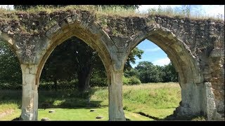 Hiding Out with History at Hailes Abbey