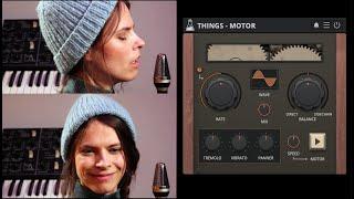 Things - Motor - @HAINBACH's Morphing Rotor Effect Plugin