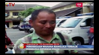 Kasus Bianglala Terbalik, Polisi Periksa Pengelola Pasar Malam Sekaten Yogya - BIP 13/11