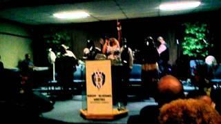 Kyndra Stoudimire: Total Praise