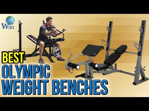 10 Best Olympic Weight Benches 2017
