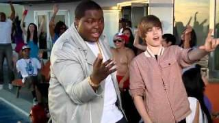 Justin Bieber ft. Sean Kingston - Eenie Meenie Detras de camaras