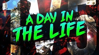 BO3 SnD - A Day in the Life of Marksman - Trashtalkers & Tryhards