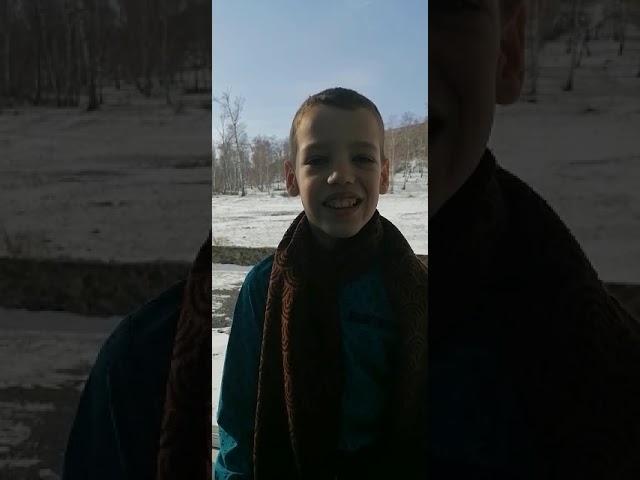 Изображение предпросмотра прочтения – ЯрославШироких читает произведение «Поёт зима— аукает…» С.А.Есенина