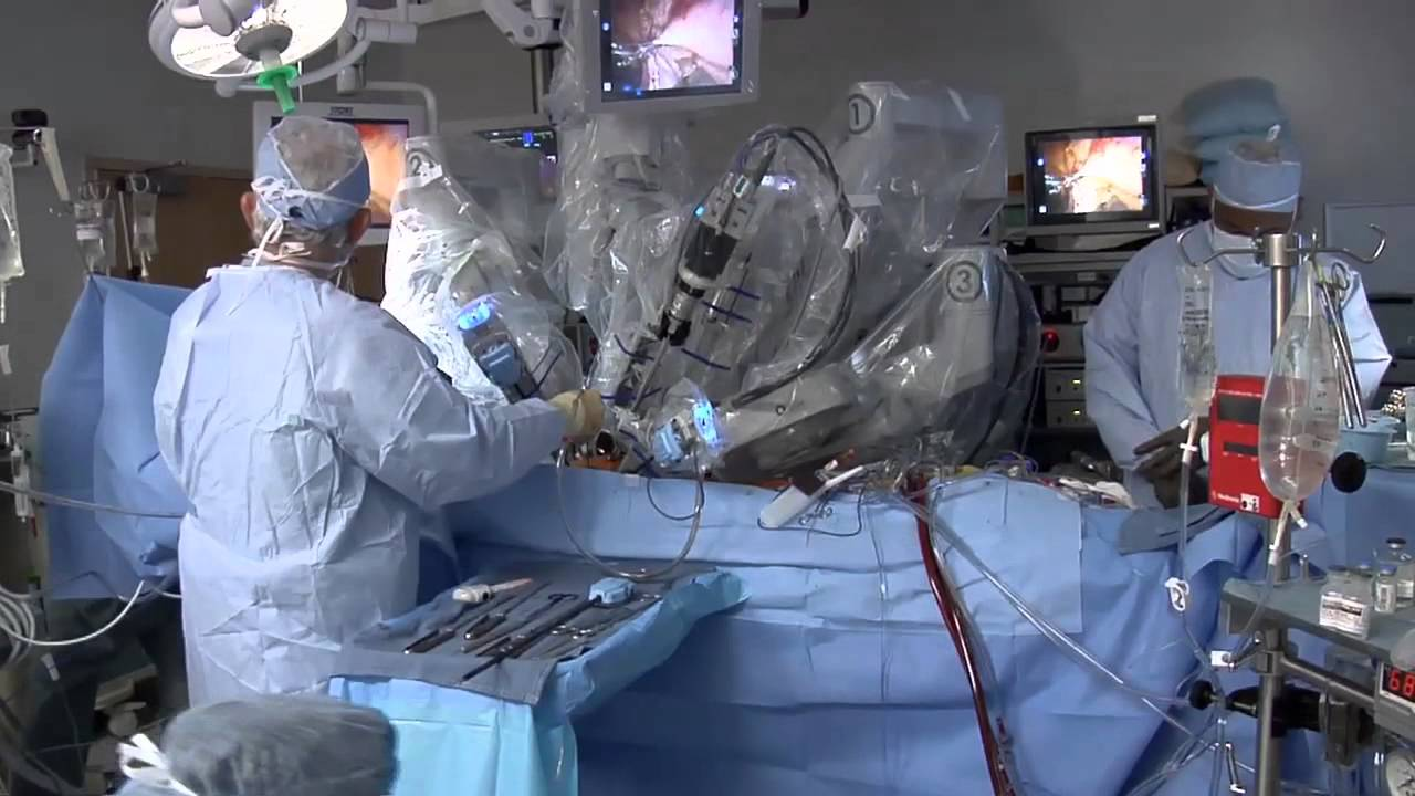 Da Vinci Robot Prostate Surgery Kidney Surgery And More Youtube