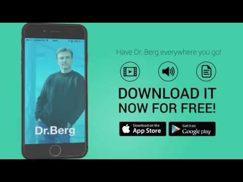 Download the New DrBerg App for Free