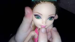 Розпакування та огляд ляльки # 9 !!!