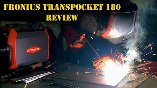 TFS: Fronius Transpocket 180 Review