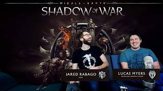 Shadow Of War DLC Livestream: The Slaughter Tribe