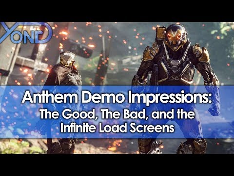 Anthem Demo Impressions: The Good, The Bad, and the Infinite Load Screens