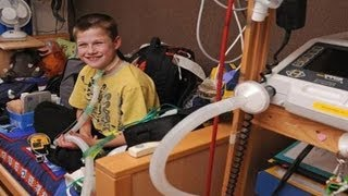 Repeat youtube video 11 Yr Old Will Die If He Falls Asleep - Rare Condition