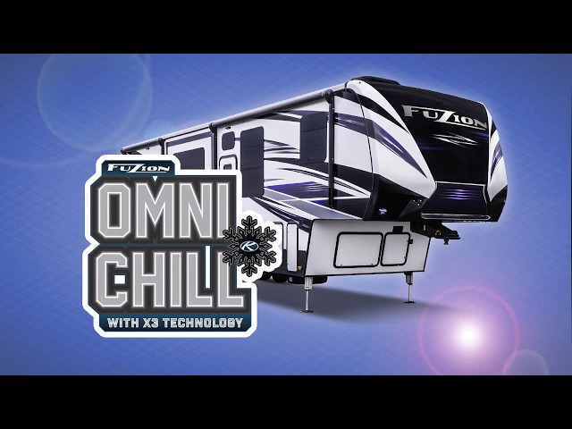 Introducing the New Fuzion Exclusive Omni Chill A/C
