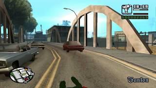 Descargar E Instalar MOD Camara Libre Para GTA San Andreas + Gameplay