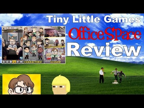 Office Space Idle Profits Android IOS Game Review