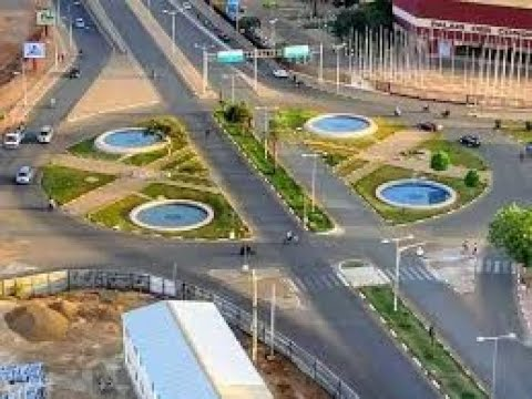 Niamey the Capital City of Niger  2020