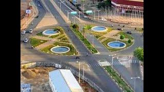 Niamey the Capital City of Niger  2020