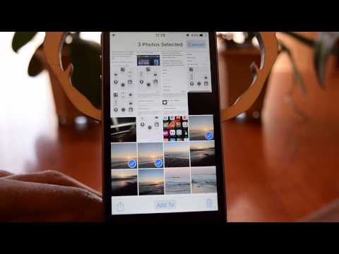 How to Hide Photos in iOS 9