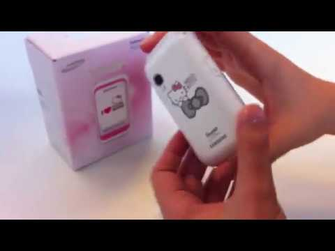 YouTube - Hello Kitty Samsung C3300.flv