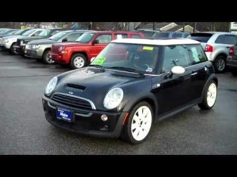 Best Priced 2004 Mini Cooper S Southern Maine Motors Chrysler Dodge Jeep Saco Maine 04072