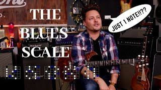 Get More From Your Pentatonic By Adding One Note | The Blues Scale