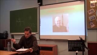 Григорий Зайцев - эстетика лекция 10 часть 1 - Клас Олденбург и Уэйн Тибо