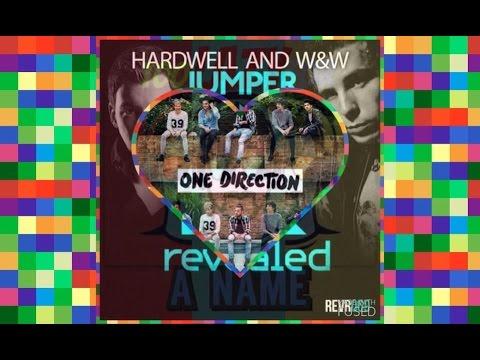 Steal My Jumper - One Direction vs Hardwell (DJ TooLazyForAName)