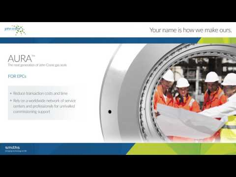 AURA™ - The Next Generation of John Crane Gas Seals