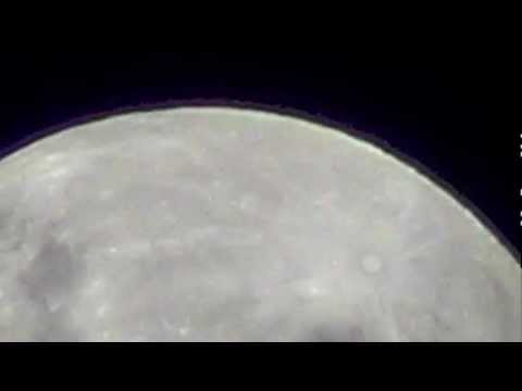 Full Moon , March 26, 2013 , Melbourne , Australia  ( Southern Sky View )