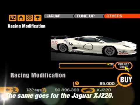 Gran Turismo 2 - North City Racing Modifications