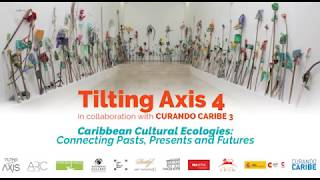 Tilting Axis 4 in Collaboration with Curando Caribe 3 | Pop Up Charo Oquet